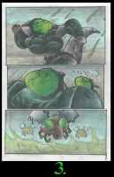 Mutant Bug Squishy Planet. Page 3. by Virus-20
