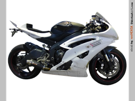 Yamaha YZF R6 racetrim right - STOCK by resMENSA