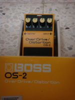 BOSS OS-2 Overdrive/Distortion Pedal by PonyAdler86