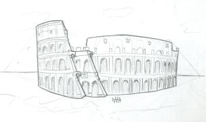 The Colliseum by TheHerdman