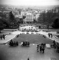 Holga - Paris III by Mar10Photography