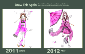 Draw this again contest 2011-2012 by patamata