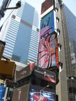 Times Square by KiwiMarine