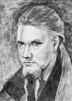Marco Hietala by Siemy