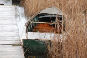 Old boat by polp-etta