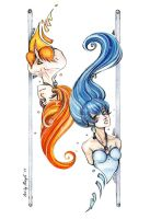 Fire and Ice by MaryIL