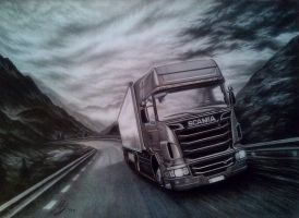 Truck Scania by titol87