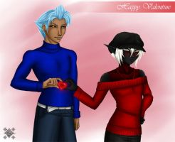 Happy Valentine 2011 by Project-Drow
