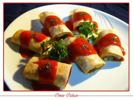 MeatBall Roll by apsuvaman