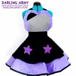 Amethyst Steven Universe Cosplay Pinafore Dress by DarlingArmy