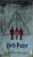 Harry Potter and the Deathly Hallows, Part 1 by Tracer67