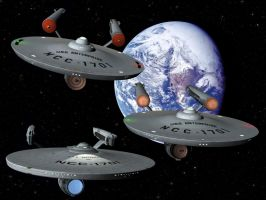 NCC-1701 by davemetlesits
