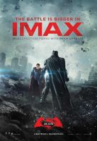 New Batman v Superman IMAX Poster by Artlover67