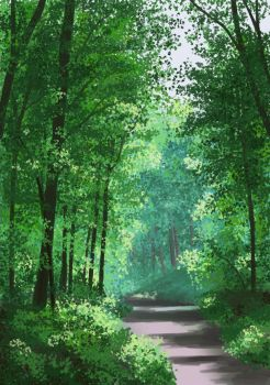 European forest by lauris71