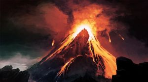 Mt Doom by thiago-almeida