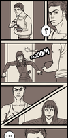 Lois/Hal - Awfully Suspicious by Harseik