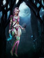 Woodland Enchantment by kissmypixels