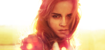 Emma Watson LP by chromium-art