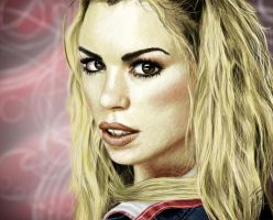 Rose Tyler by StokeTheRage