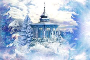 Frozen paradise by Ariella222