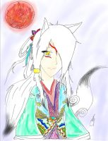 amaterasu by tacnyan