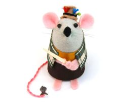Fishermouse by The-House-of-Mouse
