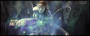 Neytiri Signature by kingsess