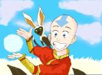 airbender? the re-make by kohako-chan87