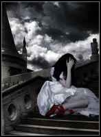 The red shoes by veryangelic