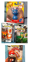 Pokemon Jakks Toys for Sale by Sugar-Senshi