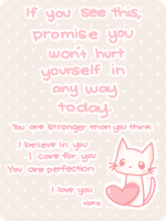 Promise Me by Pikachukyol
