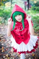 VOCALOID - GUMI CLAP HIP CHERRY by kangCheyu