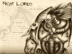 Night Lords by ranin