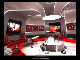 Studio Room by Semsa