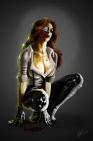 Kiss Me Deadly by DeliriumsFishes1327