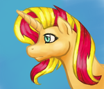 Sunset Shimmer by catlover1672