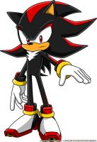 Shadow the Hedgehog by Advert-man