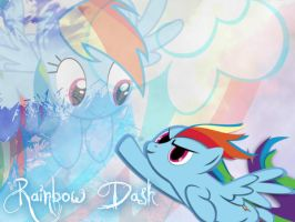 Rainbow Dash by DixieRarity