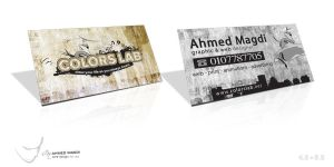 my cards by ahmedmagdi