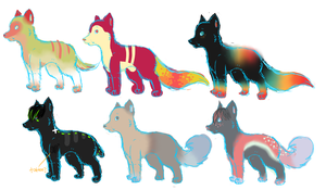 .wolf.adoptables.auction. by Stripetwist