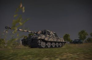 The NEW Jagdtiger by Der-Buchstabe-R