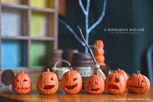 Jack O'Lanterns! by TheMiniatureBazaar