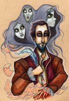 Bluebeard by HollyTheTerrible