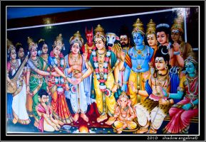 Vedic traditions by drowningwoman