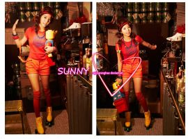 sunny SNSD OH COMEBACK by SujuSaranghae