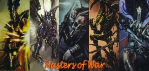 Masters of War by deionscribe