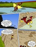 Flare and Fire Pg 31 by oogaboogaz