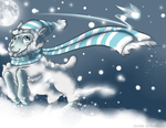 bouncin in a winter wonderland! by ipodintoaster