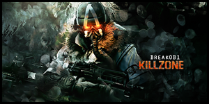 Killzone Signature by BreakOB1