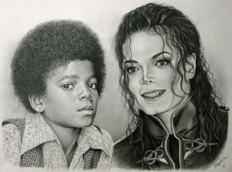 Michael Jackson by Hongmin
